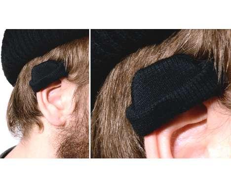Hipstörmössan Ear Caps