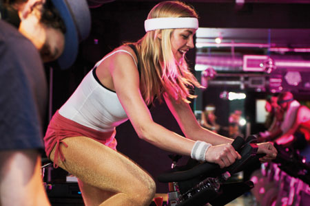 disco-biking