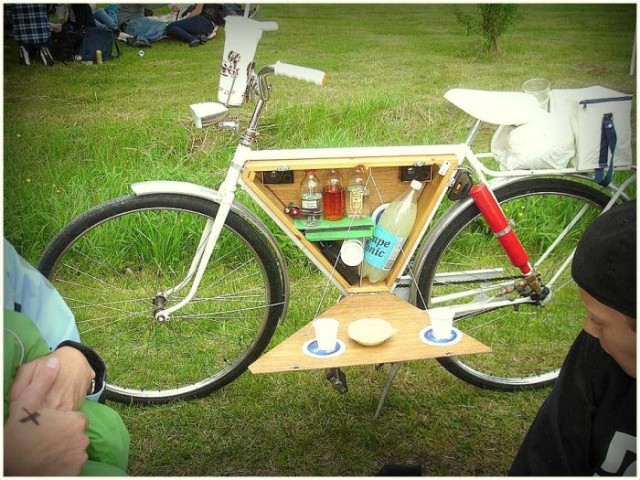 Cycle picnic