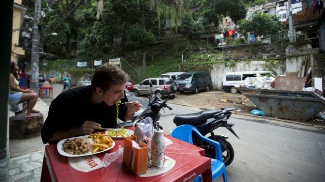 Favela food