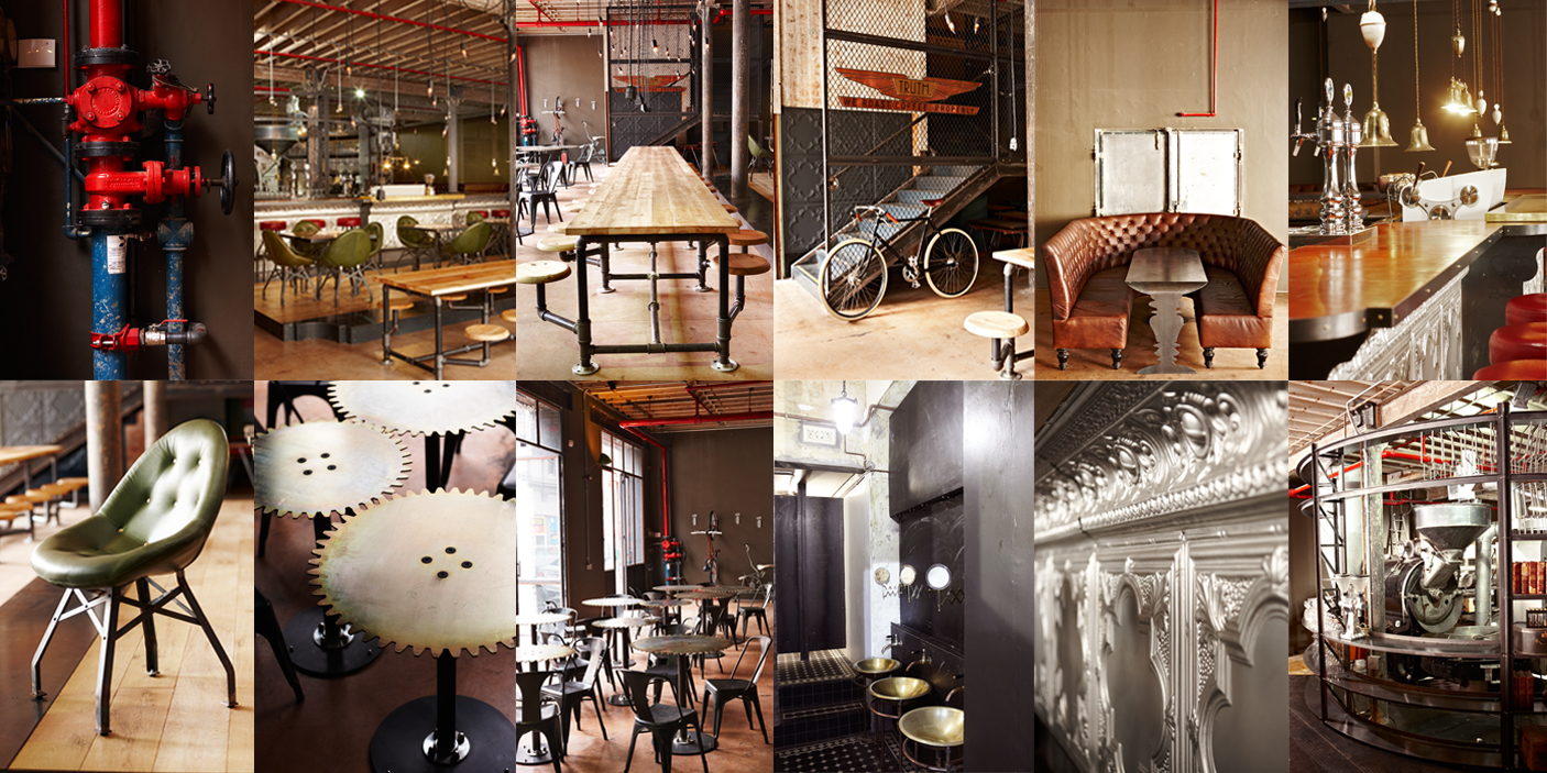 Truth A Steampunk Coffee Shop In South Africa Coffee